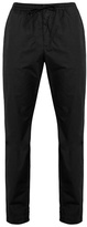 Tomas Maier Cotton-poplin Drawstring Trousers