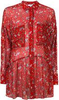 IRO floral print shirt - women - Viscose - 34