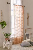 Urban Outfitters Elysia Foil Curtain