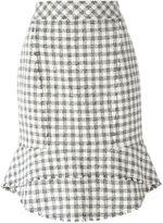 Alexander Wang tweed pencil skirt - women - Cotton/Acrylic/Nylon/other fibers - 8