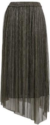 Etoile Isabel Marant Metallic Dolmenae Maxi Skirt