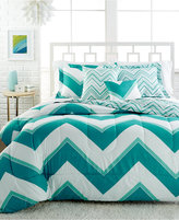 Jessica Sanders Chevron 5-Pc. Full Comforter Set