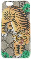 Gucci Bengal iPhone 6 case - men - Polyurethane - One Size
