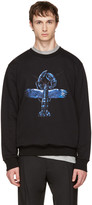 Lanvin Black Lobster Sweatshirt