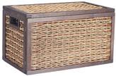 Household Essentials Seagrass Storage Bin