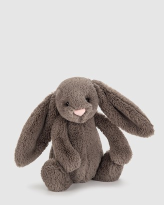 Jellycat Brown Animals Bashful Truffle Bunny Medium - Size One Size at The Iconic