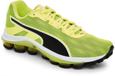 Puma Safety Yellow & Black Voltage Sneakers