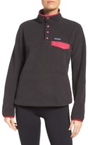 Patagonia Women's 'Synchilla' Fleece Pullover