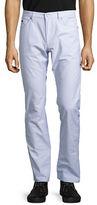 HUGO BOSS Slim Fit Delaware Stretch-Cotton Pants