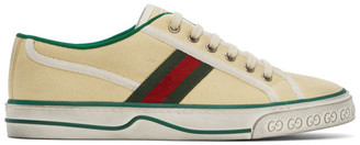 Gucci Off-White GG Tennis 1977 Sneakers
