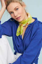 Anthropologie Pacific Paradise Kerchief Scarf