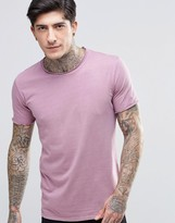 Minimum Raw Edge T-Shirt