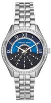Michael Kors Lauryn Silver Watch