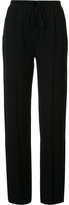Chloé Tracksuit Pant with Zip Ankles