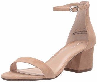 Nolita Amazon Brand - 206 Collective Women's Heeled Sandal
