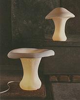 Porcelain Mushroom Lamp
