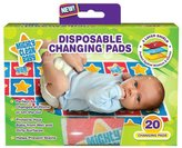 Mighty Clean Baby Disposable Changing Pad