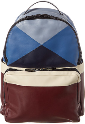 Valentino Leather Backpack