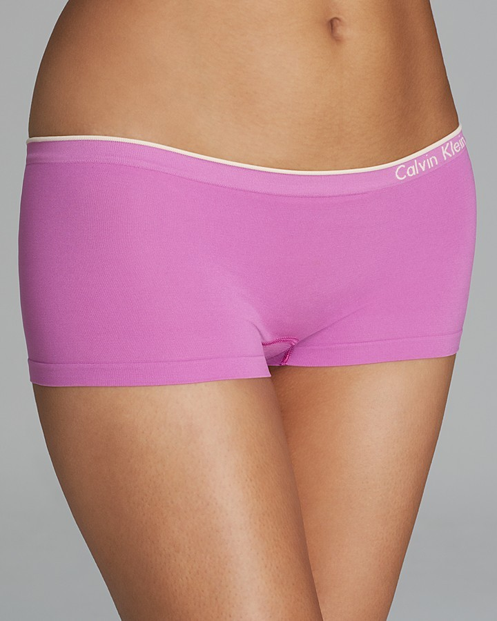 Calvin Klein Underwear Hipster - Women's Seamless #D2890
