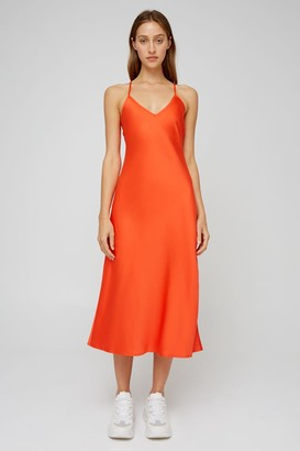The Fifth TENSION DRESS Tangerine