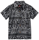 Quiksilver Double Overhead Short Sleeve Shirt (Toddler Boys)
