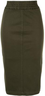 No.21 Midi Pencil Skirt