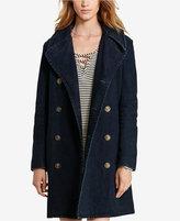Denim & Supply Ralph Lauren Dobby Pea Coat