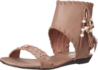 Very Volatile Women's Yulissa Heeled Sandal