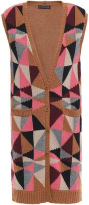 Etro Intarsia-knit Vest