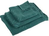 Vivaraise - Zoe Towel - Peacock - Hand Towel