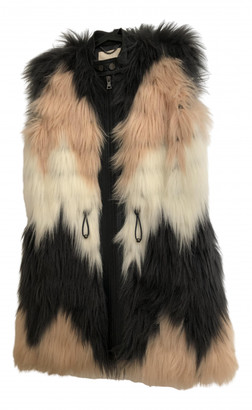Rebecca Taylor Multicolour Faux fur Coats
