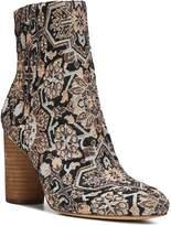 Sam Edelman Corra Woven High Block Heel Booties