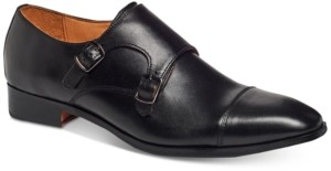 Carlos by Carlos Santana Men's Passion Double Monk-Strap Loafers Men's Shoes