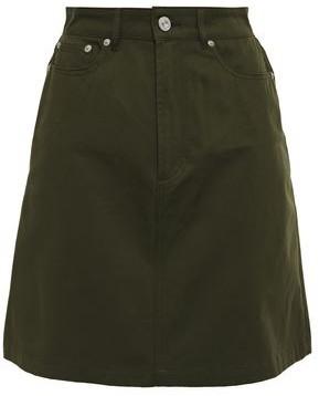 Être Cécile Denim Mini Skirt