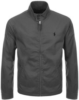Ralph Lauren Barracuda Jacket Grey