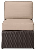 Threshold Sedona All Weather Wicker Sectional Armless Chair