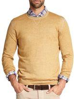 Isaia Wool Crewneck Sweater