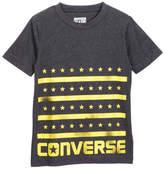 Converse Stars & Stripes Tee (Big Boys)
