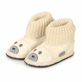 Sterntaler Hausschuh Unisex Baby Lauflernschuhe Flache Hausschuhe