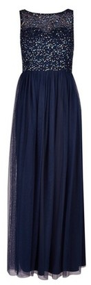 Dorothy Perkins Womens **Showcase Navy 'Harper' Maxi Dress