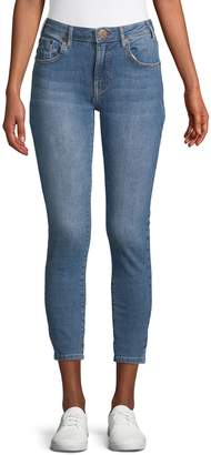 One Teaspoon Freebird II High-Waist Skinny Jeans