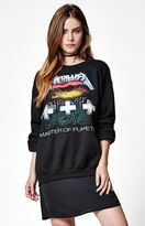 Bravado Metallica Master Of Puppets Graphic Sweatshirt