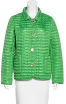 Kate Spade Quilted Long Sleeve Jacket