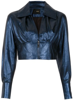 Andrea Bogosian Leather Jacket