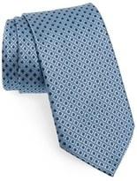 Ermenegildo Zegna Neat Silk Tie