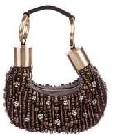 Chloé Bead & Crystal Embellished Hobo