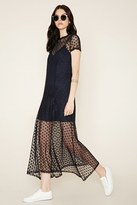 Forever 21 FOREVER 21+ The Fifth Label Story Maxi Dress