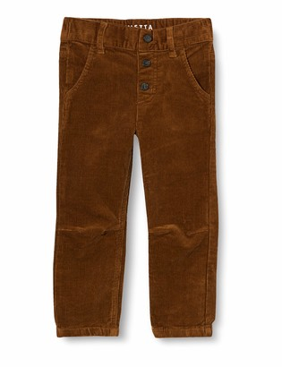 Sanetta Boy's Webhose Cognac Woven Pants