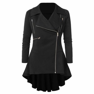 Hulky Coats & Jackets HULKY Solde Vintage Gothic Women