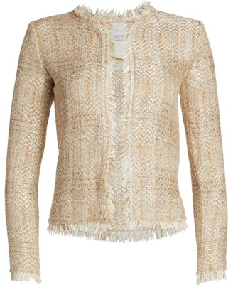 IRO Uptown Sparkle Tweed Jacket